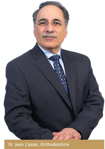 Dr Jean Cassar, Orthodontiste
